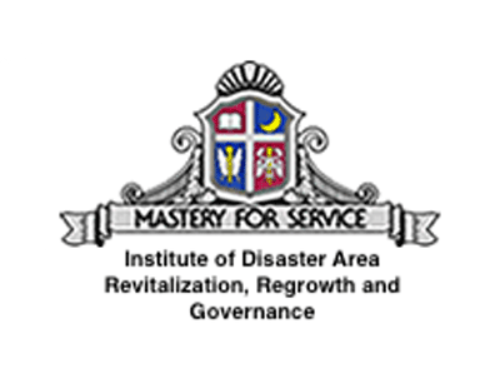 IDiARRG – Institute of Disaster Area Revitalization, Regrowth and Governance
